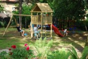 Dětské hřiště Cabin